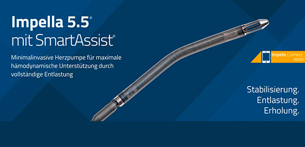 Informationsseite Impella 5.5 mit SmartAssist® thumbnail image