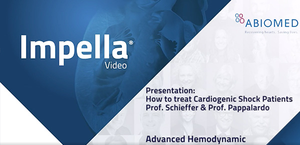 Technical tricks when using the Impella - Prof. Schieffer & Prof. Pappalardo thumbnail image